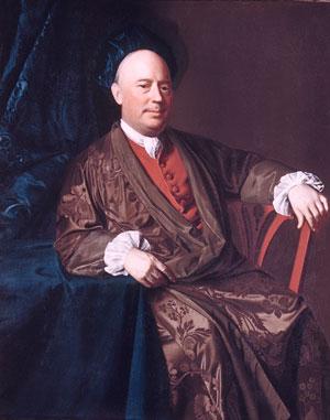 Joseph Sherburne, 1767 - 1770 - John Singleton Copley