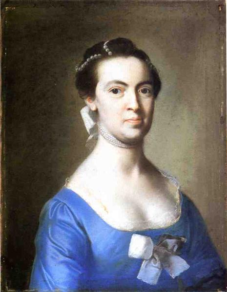 Lucretia Hubbard Towsend, 1765 - John Singleton Copley