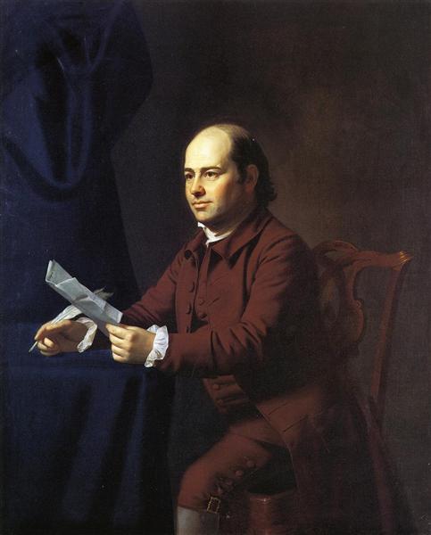 Miles Sherbrook, 1771 - John Singleton Copley