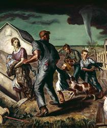 Tornado Over Kansas - Джон Стюарт Керрі