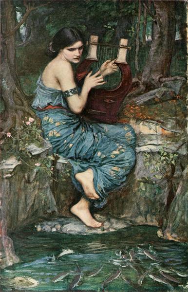 The Charmer, 1911 - John William Waterhouse