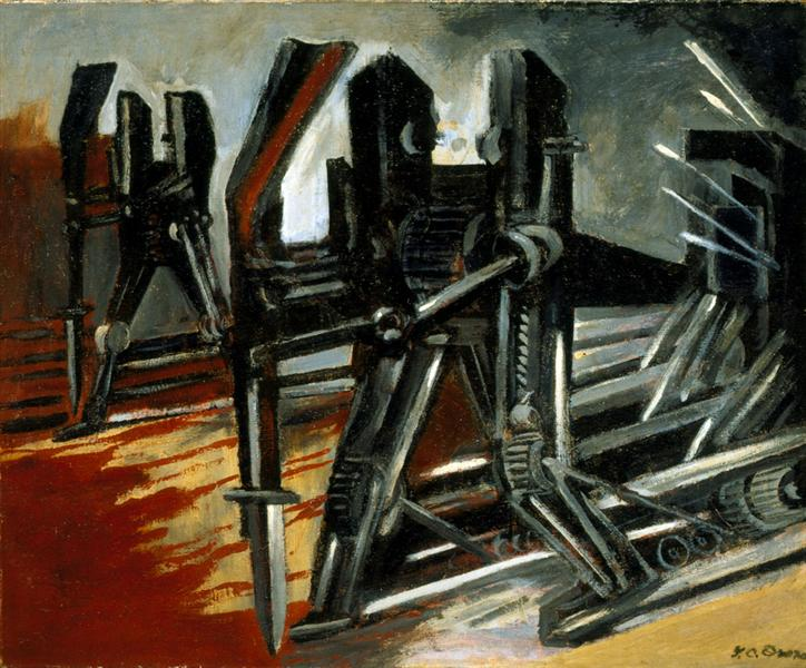 Advance, 1940 - Jose Clemente Orozco