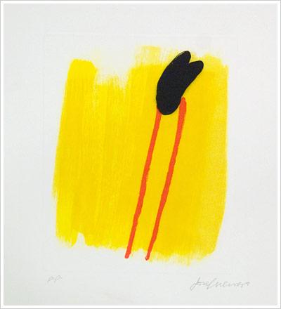 Yellow, 1987 - Хосе Герреро
