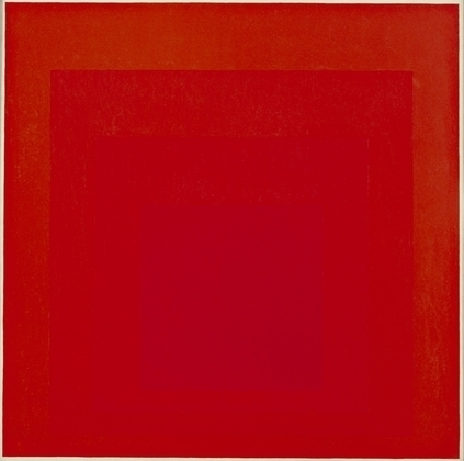 Homage to the Square: Broad Call, 1967 - Josef Albers