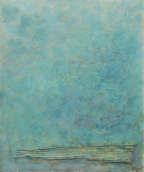 Les ombres, 1960 - Josef Sima