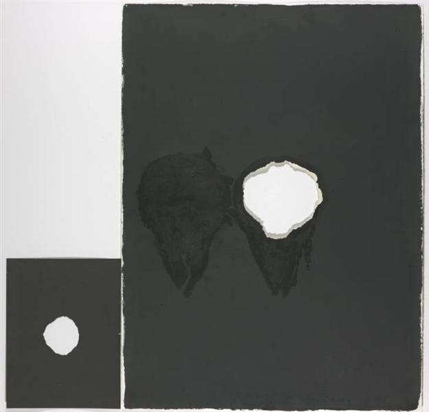 2 Sheep's Heads, 1961 - 1975 - Joseph Beuys