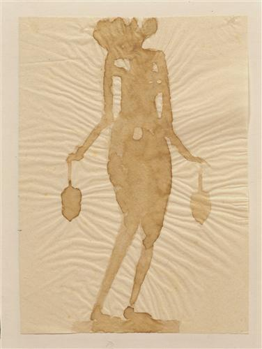 Flower Nymph - Joseph Beuys