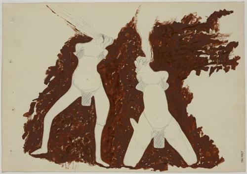 Witches Spitting Fire - Joseph Beuys