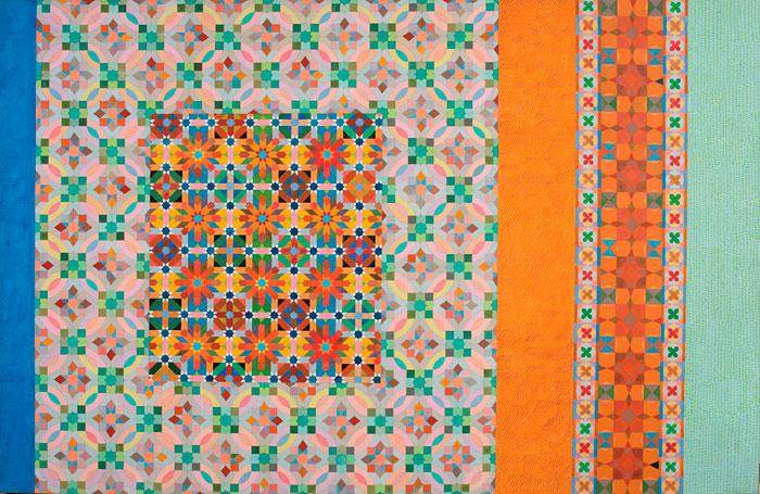 Hidden Chambers, 1976 - Joyce Kozloff