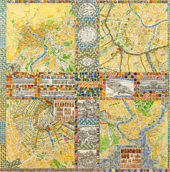 Imperial Cities, 1994 - Joyce Kozloff