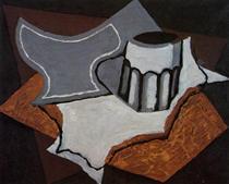 The Goblet - Juan Gris