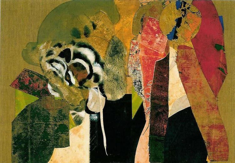 Le Luxe, 1979 - Julio Pomar