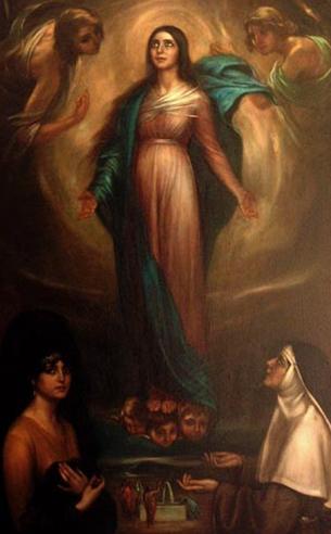 La Virgen de los faroles, 1928 - Julio Romero de Torres