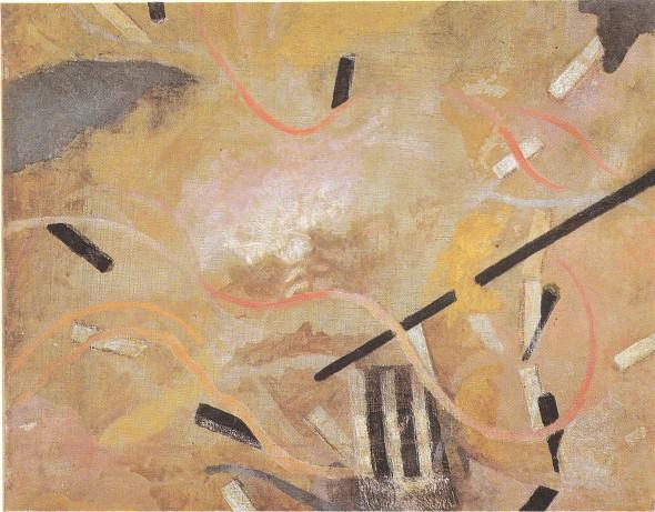 The tendency of aesthetic idealism, 1918 - Julius Evola