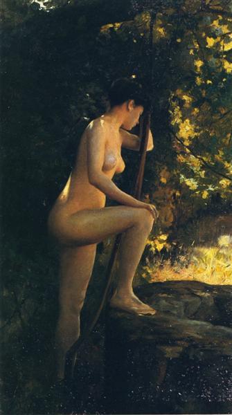 The Unfulfilled Wish, 1899 - Julius LeBlanc Stewart