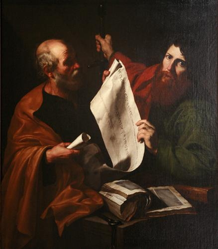 Saint Peter and Saint Paul - Jusepe de Ribera