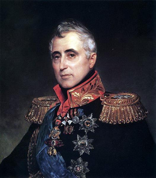 Портрет графа К.А.Поццо ди Борго, 1833 - 1835 - Карл Брюллов