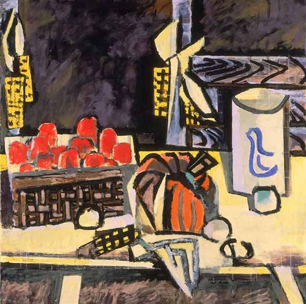 Bennington Crock, 1944 - Karl Knaths