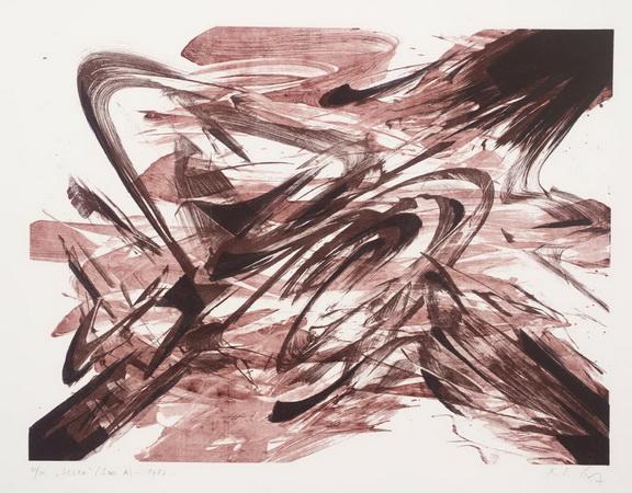 Selva (Series A), 1987 - Karl Otto Gotz