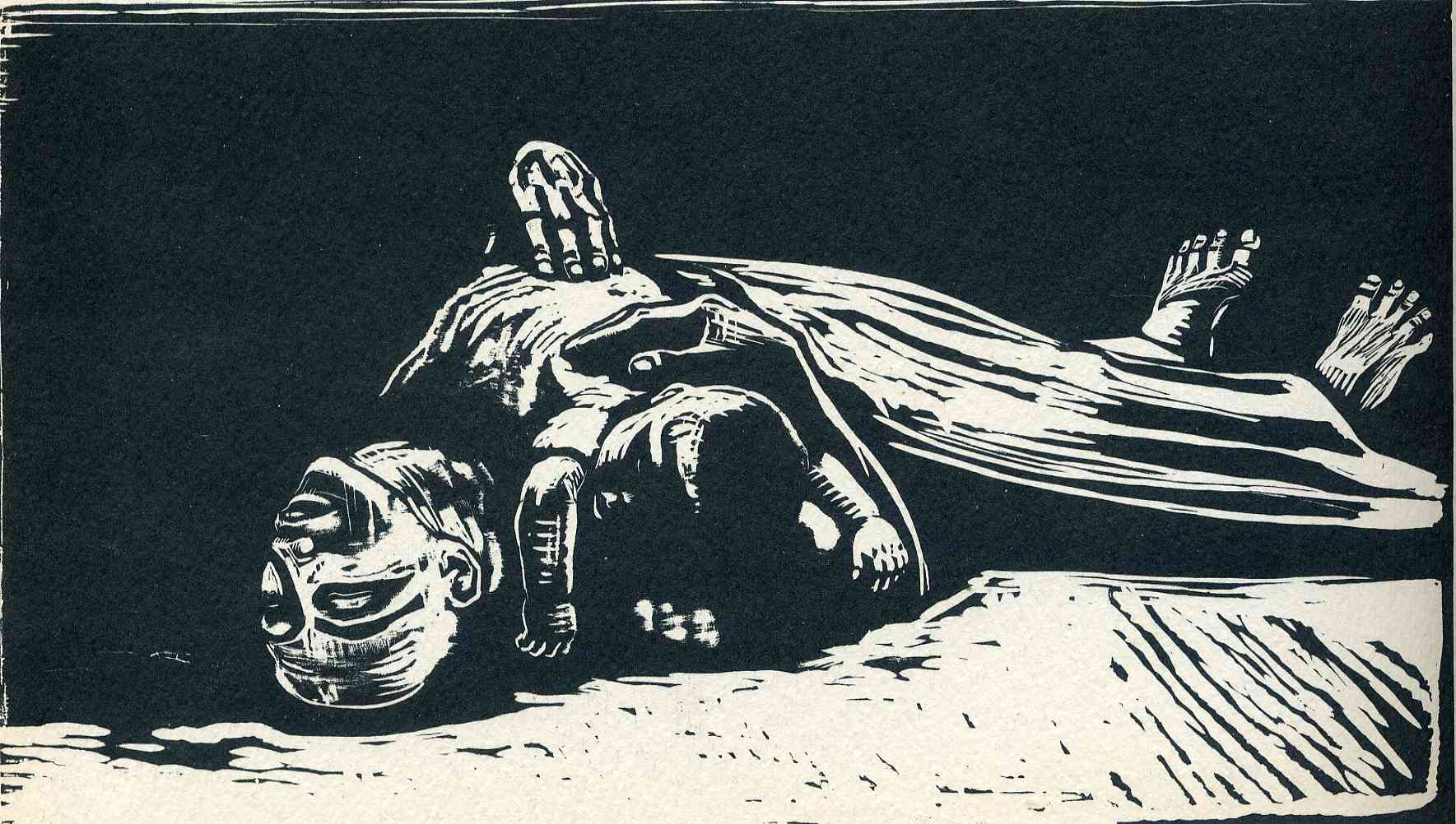 Image result for block printing Kathe Kollwitz