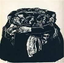 The Mothers - Kathe Kollwitz