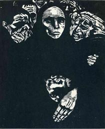 The People - Kathe Kollwitz