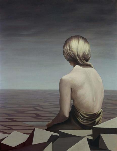 Le Passage, 1956 - Kay Sage