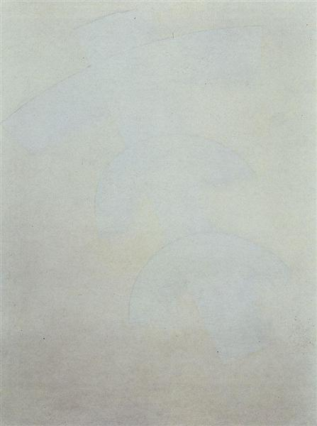 Suprematism, 1918 - Kazimir Malevich
