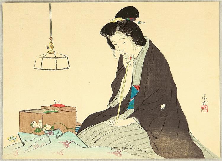 unknown title - Kiyokata Kaburagi