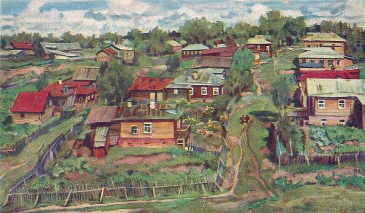 Province - Konstantin Yuon
