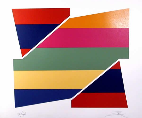 Rotation I, 1980 - Larry Zox