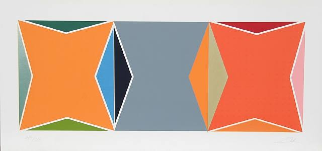 Untitled 1, 1979 - Larry Zox
