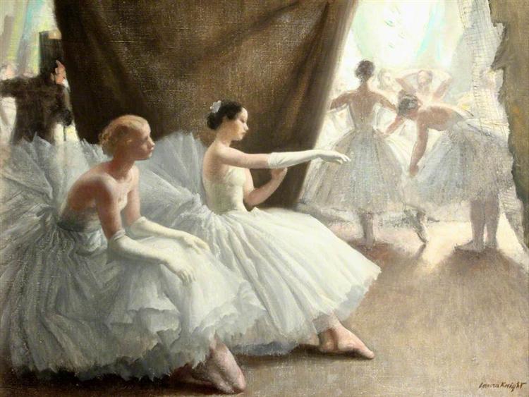 Ballet - Laura Knight