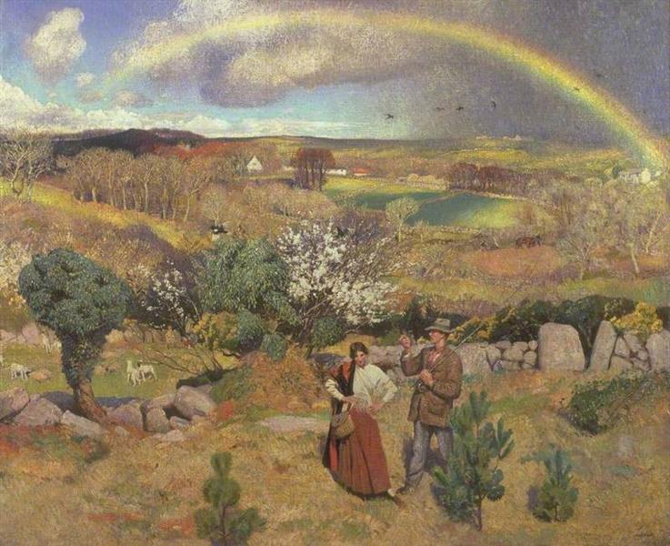 Primavera - Laura Knight