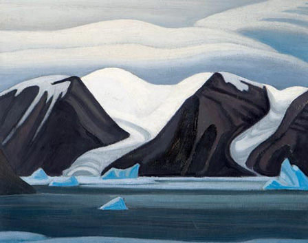 Nerke, Greenland, 1930 - Lawren Harris