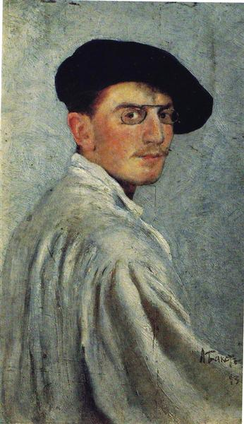 Self Portrait - Leon Bakst