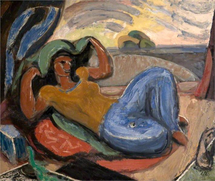 Mexican Idyll, 1930 - Leon Underwood