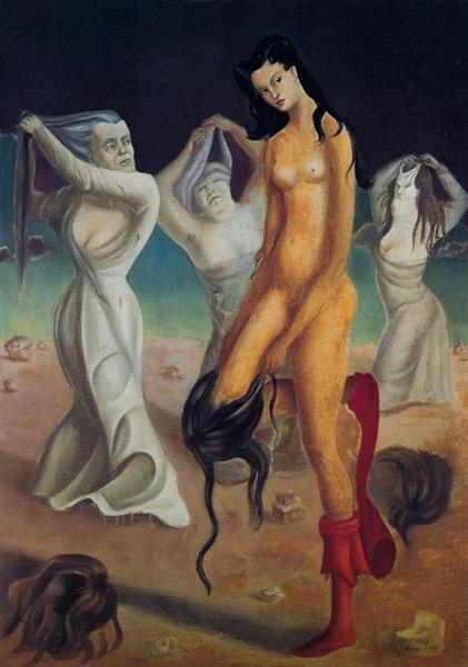 L'Entracte de l'Apothéose, 1935 - 1936 - Leonor Fini