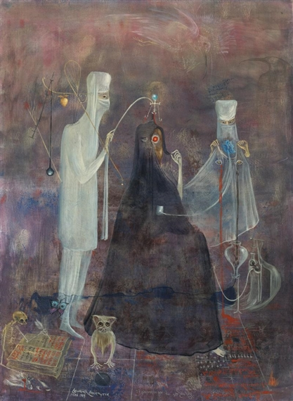 Operation Wednesday, 1969 - Leonora Carrington