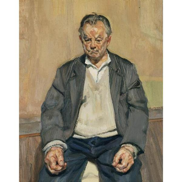 """lucian freud and the visual arts essay Nobody is representing anything,"""" lucian freud once said of all art, including his  own """"everything is autobiographical and everything is a portrait, even if it's a."""