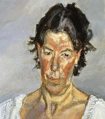 Sally Clarke, 2008 - Lucian Freud