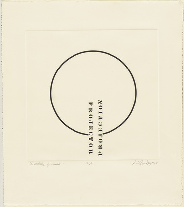 The Abolition of Cinema - Luis Camnitzer