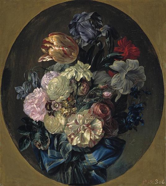 Flowers, 1780 - Luis Paret y Alcázar