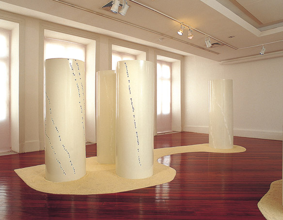 Cylinders, 2001 - Lygia Pape