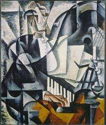 Il pianista - Lyubov Popova