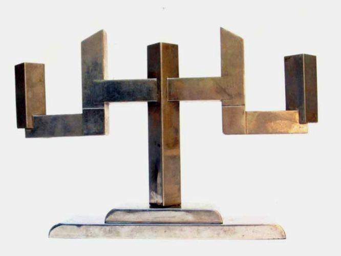 Candlestick, 1925 - M. H. Maxy
