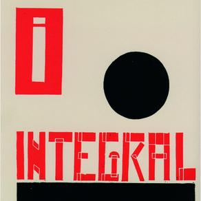 Cover Design for Integral - М. Х. Максі