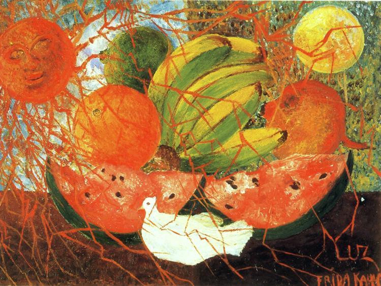 Fruit of Life, 1953 - Frida Kahlo