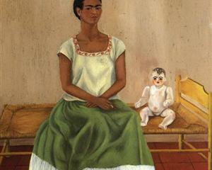 Me and My Doll - Frida Kahlo