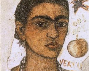 Self- Portrait Very Ugly - Frida Kahlo